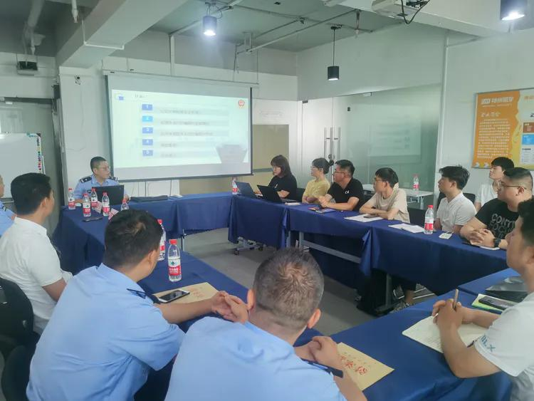 西安公交分局丨提高风险防范意识 警企合作共保安全